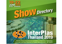 Junio ​​19-22, 2019 Tailandia Interplas